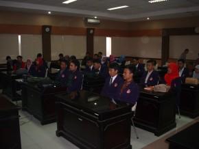 Seleksi Mahasiswa IWU yang akan berangkat ke Korea_E