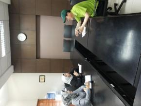 Kunjungan delegasi dari DONGYANGMIRAE University_E