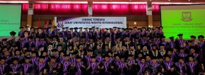 WISUDA ke 2 International Women University_E