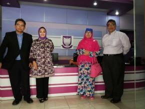 Kunjungan delegasi dari UiTM Malaysia_E
